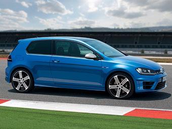 Volkswagen построит экстремальный Golf R