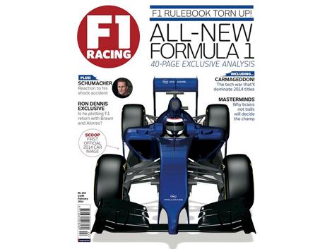 Изображения FW36 появились в журнале F1Racing