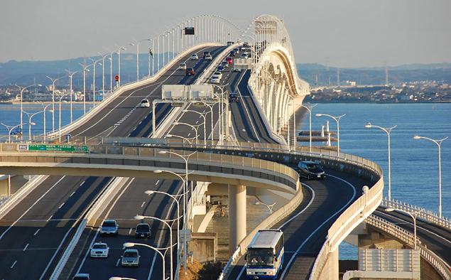Пять самых необычных автомобильных тоннелей на свете. Фото 11