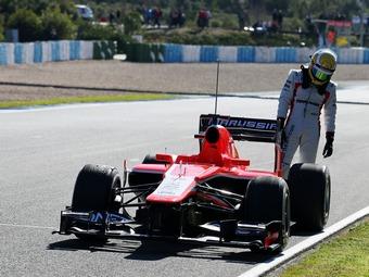 Пилотам Формулы-1 запретили останавливаться после финиша гонок
