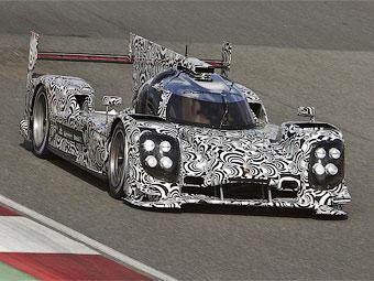 Porsche для Ле-Мана оснастят четырехцилиндровым мотором
