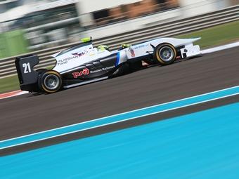 Российская команда GP3 выбрала первого пилота
