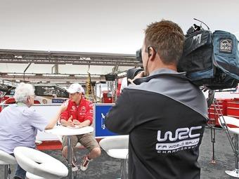 Команды WRC поругались с промоутером из-за телесъемок в сервис-парке