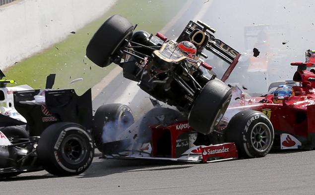 Как изменится Формула-1 в 2014 году. Фото 24