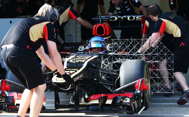 Как изменится Формула-1 в 2014 году. Фото 27