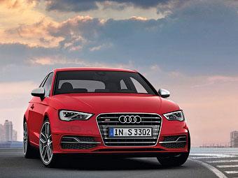 """Audi отберет у """"Мерседеса"""" звание самого мощного в мире хот-хэтча"""