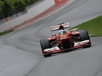 Болельщики выбрали имя новому болиду Ferrari Формулы-1