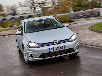 Volkswagen придумал название подзаряжаемому гибриду Golf