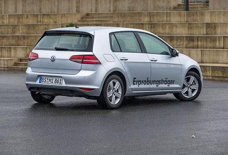 """В VW решили сделать название гибрида похожим на """"заряженные"""" модели"""