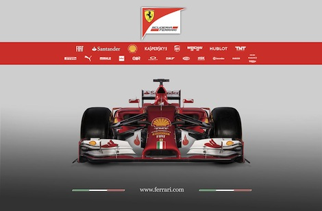 В интернете прошла презентация F14T