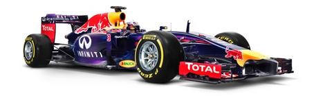 Гоночный автомобиль Red Bull RB10 дебютировал на тестах в Испании. Фото 2