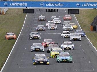 В DTM решили устроить совместную гонку с ведущей кузовной серией Японии
