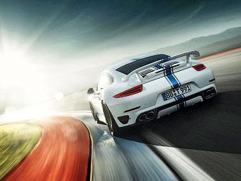 Ателье TechArt подготовило свой вариант Porsche 911 Turbo