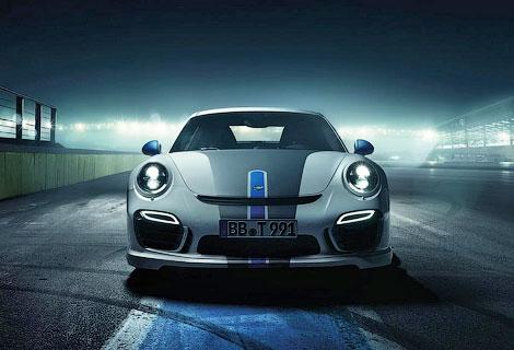 Спорткар Porsche получил новый обвес кузова и доработанный мотор. Фото 3