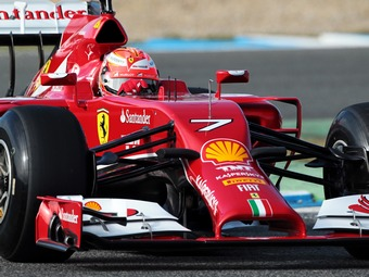 В Испании завершился первый день тестов Формулы-1