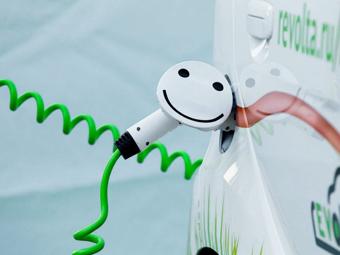 Электрозаправки появятся на столичных парковках в течение года