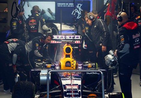 Пилот McLaren показал лучшее время по итогам восьмичасовых тестов Формулы-1