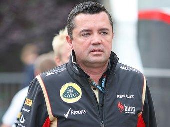 Бывший глава Lotus станет гоночным директором команды McLaren