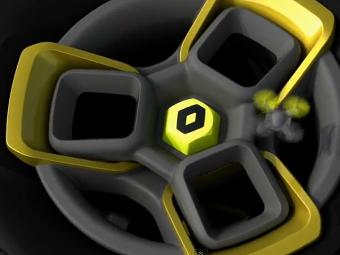 Renault намекнет концептом на бюджетную модель