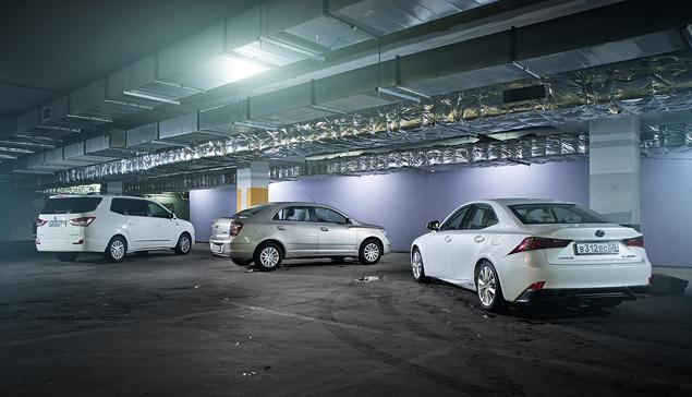 Тест-драйв трех автомобилей с неоднозначной внешностью. Фото 14