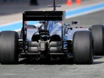 В McLaren заставили заднюю подвеску генерировать прижимную силу