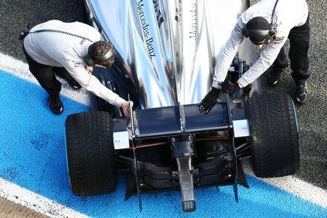 Команда Формулы-1 нашла способ использовать элементы подвески в аэродинамических целях
