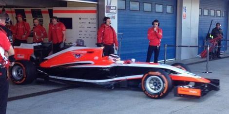 Гоночный автомобиль российской команды приступил к испытаниям на два дня позже конкурентов