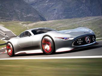 Несуществующий суперкар Mercedes-Benz получил гоночную версию