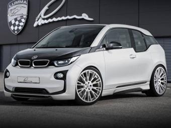 Тюнеры подготовили первый спорт-пакет для эко-моделей BMW