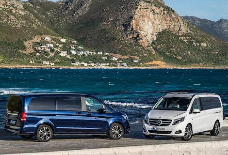 Mercedes-Benz рассекретил замену фургону Viano