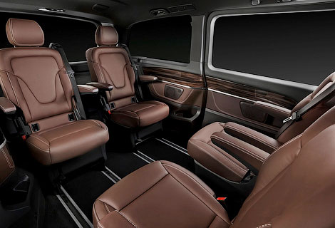 Mercedes-Benz рассекретил замену фургону Viano. Фото 1