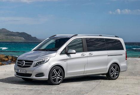 Mercedes-Benz рассекретил замену фургону Viano. Фото 2