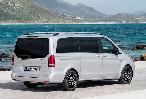 Mercedes-Benz рассекретил замену фургону Viano. Фото 3