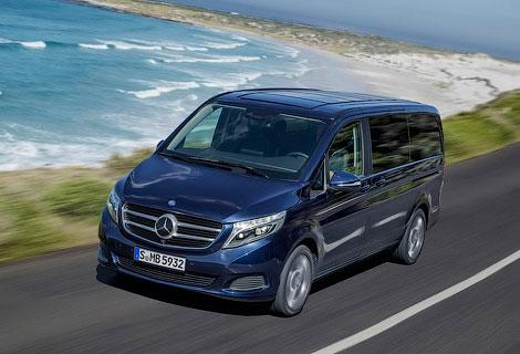 Mercedes-Benz рассекретил замену фургону Viano. Фото 4