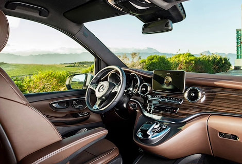 Mercedes-Benz рассекретил замену фургону Viano. Фото 5