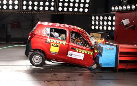 Организация Global NCAP провела краш-тесты пяти малолитражек. Фото 1