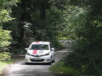 """""""Тойоту"""" для высшего класса WRC представят в марте"""