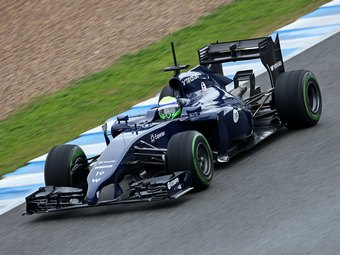 В Испании завершилась первая тестовая сессия Формулы-1