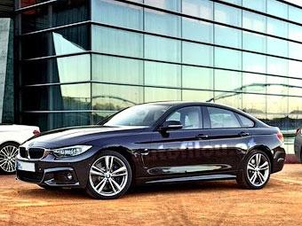 """Рассекречена внешность четырехдверной """"четверки"""" BMW"""