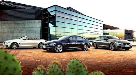 Опубликованы фотографии модели BMW 4-Series Gran Coupe. Фото 1