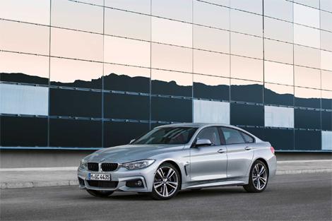 Компания BMW рассекретила 4-Series Gran Coupe. Фото 1