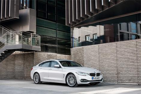Компания BMW рассекретила 4-Series Gran Coupe. Фото 2