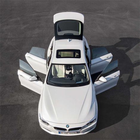 Компания BMW рассекретила 4-Series Gran Coupe. Фото 3