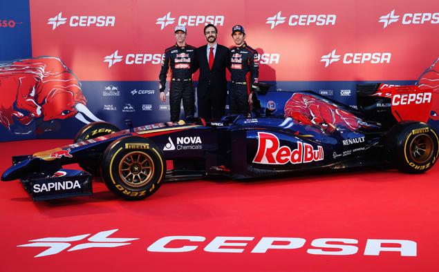 Как Даниил Квят готовится к первому сезону в Формуле-1