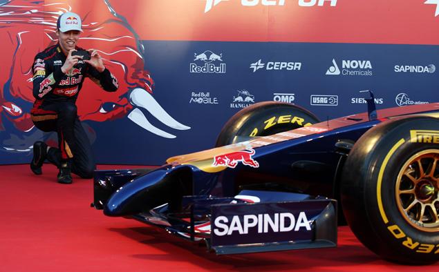 Как Даниил Квят готовится к первому сезону в Формуле-1. Фото 1