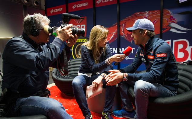 Как Даниил Квят готовится к первому сезону в Формуле-1. Фото 2