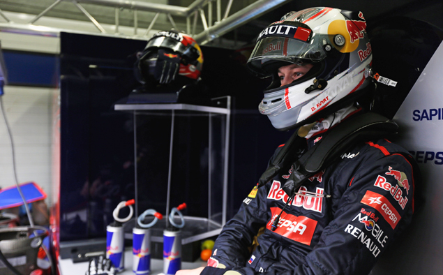 Как Даниил Квят готовится к первому сезону в Формуле-1. Фото 5