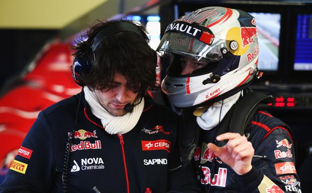Как Даниил Квят готовится к первому сезону в Формуле-1. Фото 7