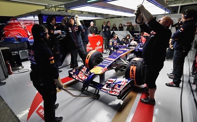 Как Даниил Квят готовится к первому сезону в Формуле-1. Фото 8