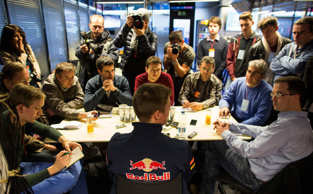 Как Даниил Квят готовится к первому сезону в Формуле-1. Фото 9